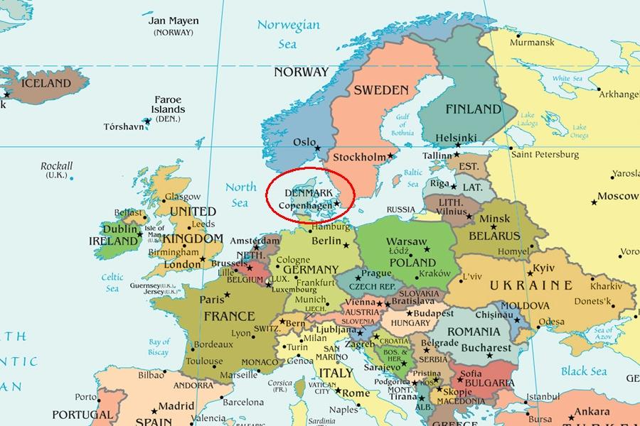 Dinamarca 2 - Copenhague - Ahora