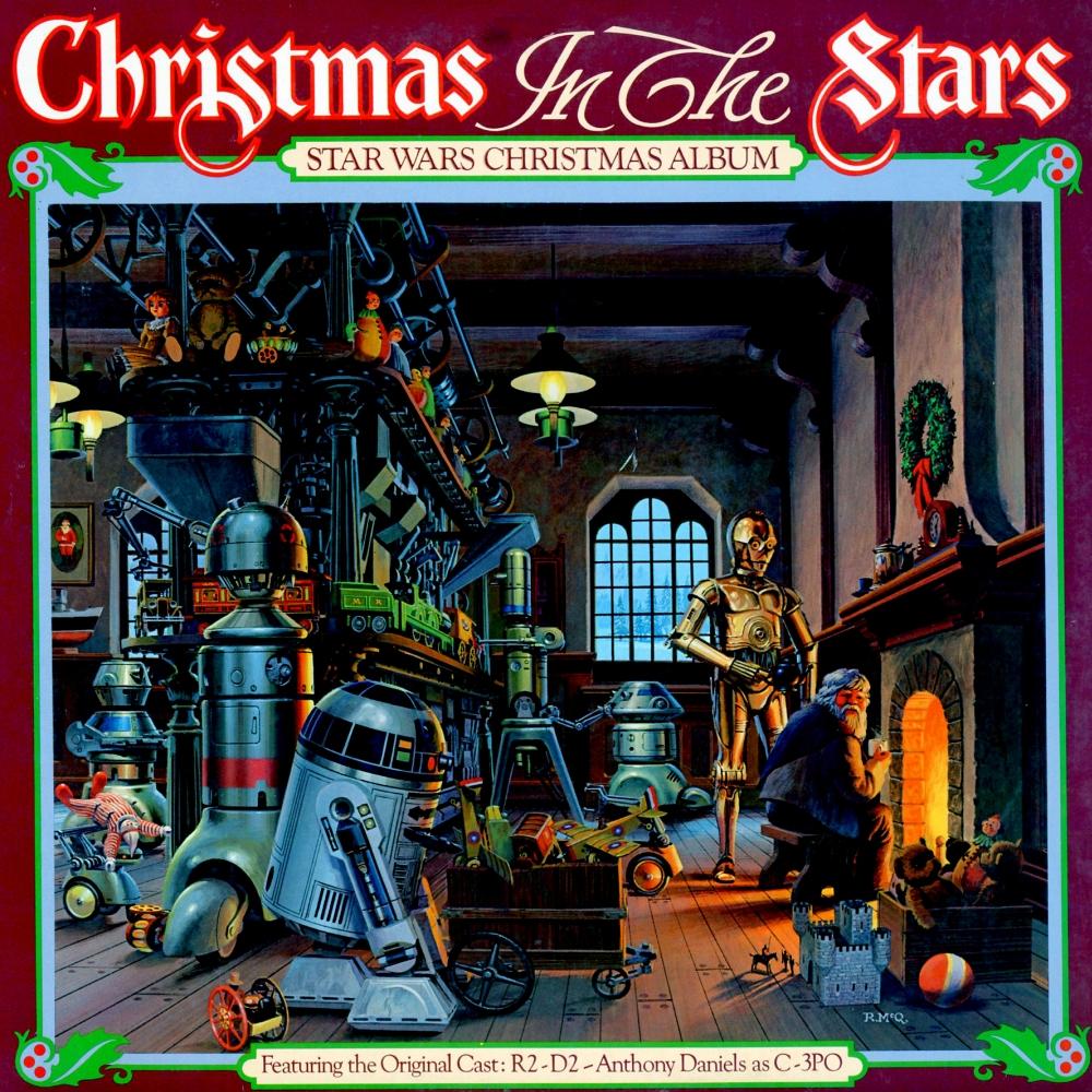 Star Wars - Disco LP - Navidad