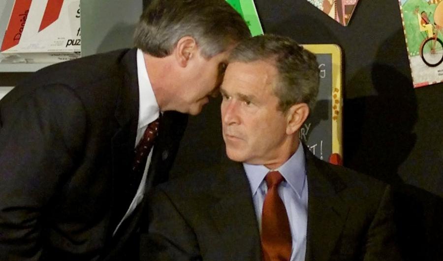 Bush - 9/11 - America is under attack