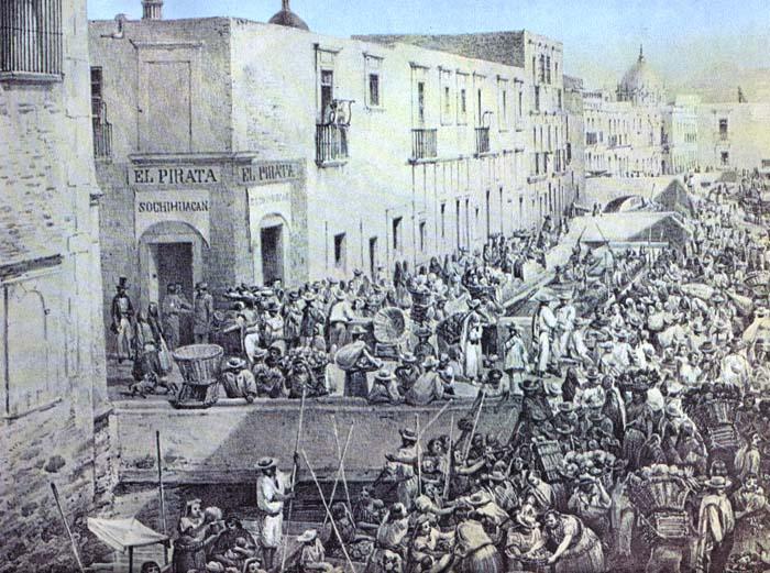 Canales - Ciudad de México