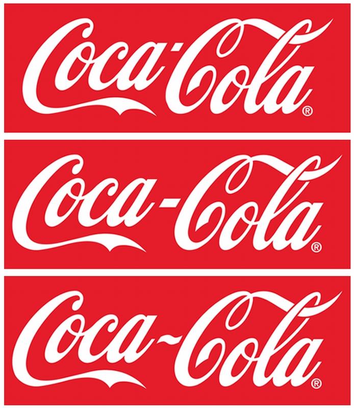 Coca-Cola Logo - Antes y ahora