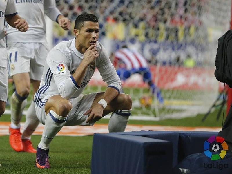 Cristiano Ronaldo - El Pensador
