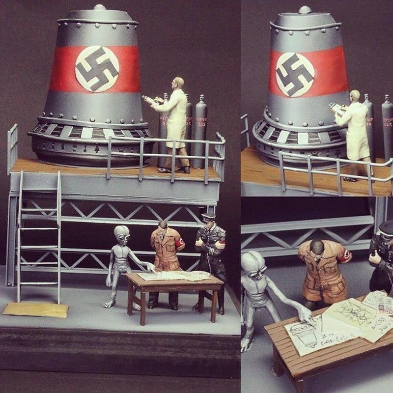 Die Glocke - La Campana Nazi