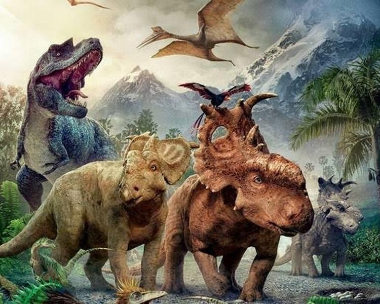 Extinción de los Dinosaurios - 1