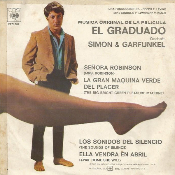 El Graduado - Soundtrack LP