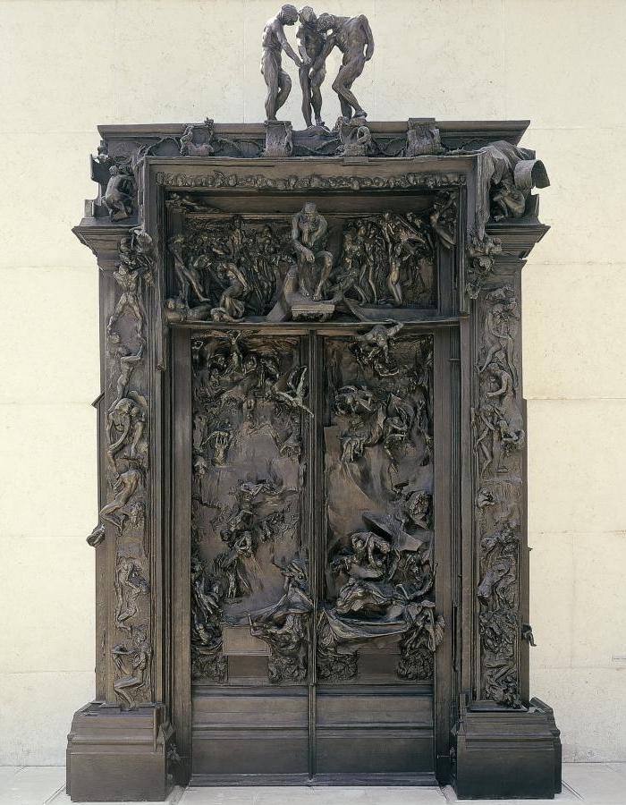 El Pensador - Puerta del Infierno - 1