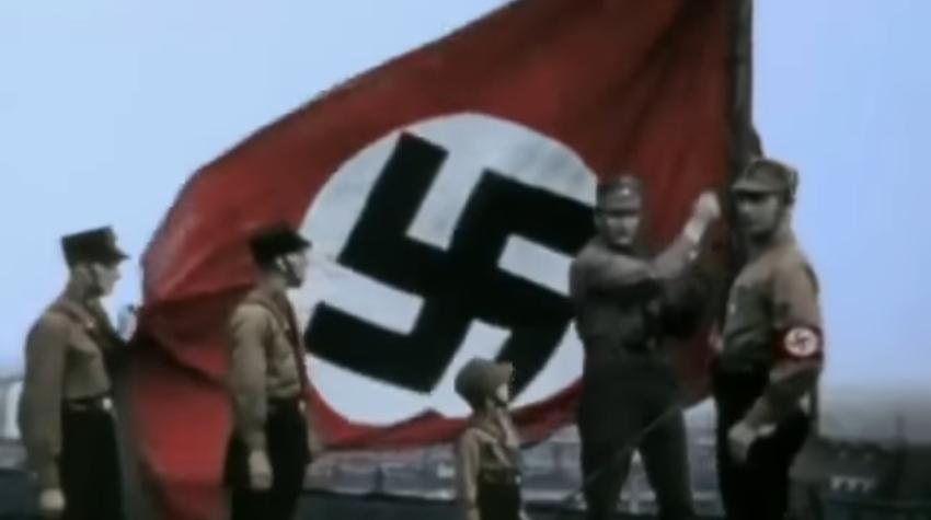 Esvástica - Bandera 2