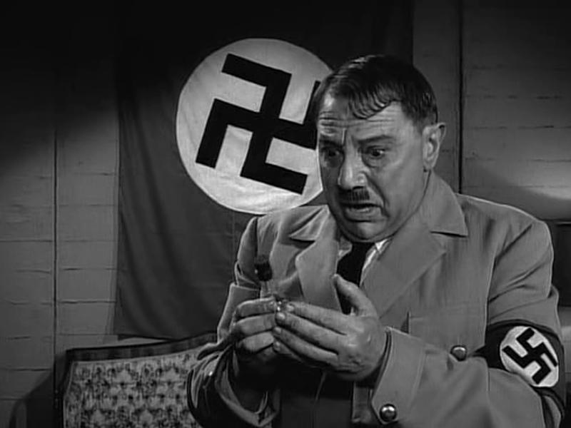 Esvástica Nazi Dimensión Desconocida - T02-Ep02