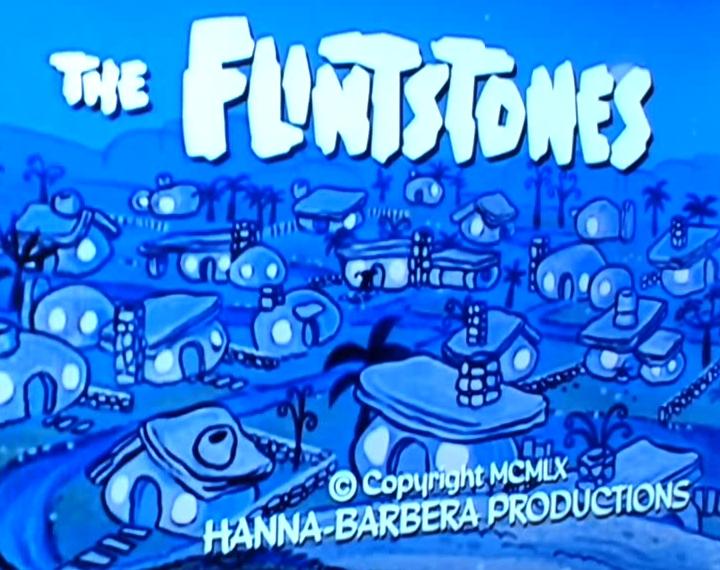 Flintstones - Hanna-Barbera