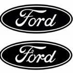 Logo de Ford -Antes y ahora