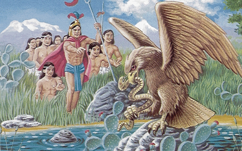 Fundación México-Tenochtitlán