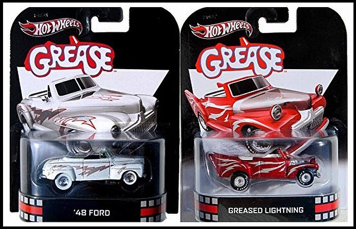 Greased Lightning - Hot Wheels