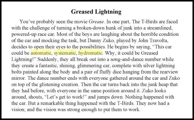 Greased Lightning - Google books