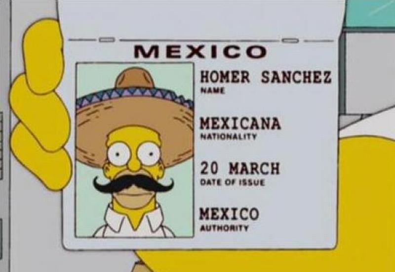 Homero ID - México