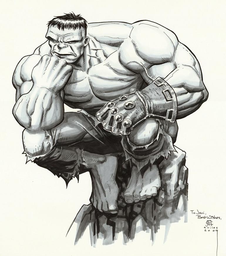 Hulk - El Pensador