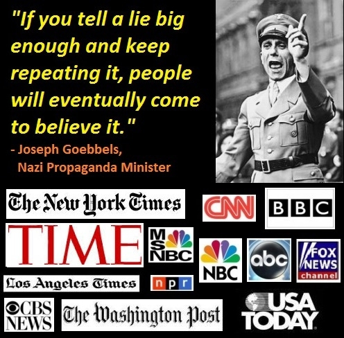 Joseph Goebbels - Mentira