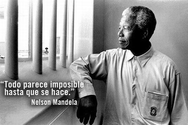 Mandela - Imposible hasta que se hace