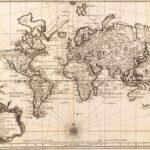 Mapa del Mundo - 1748