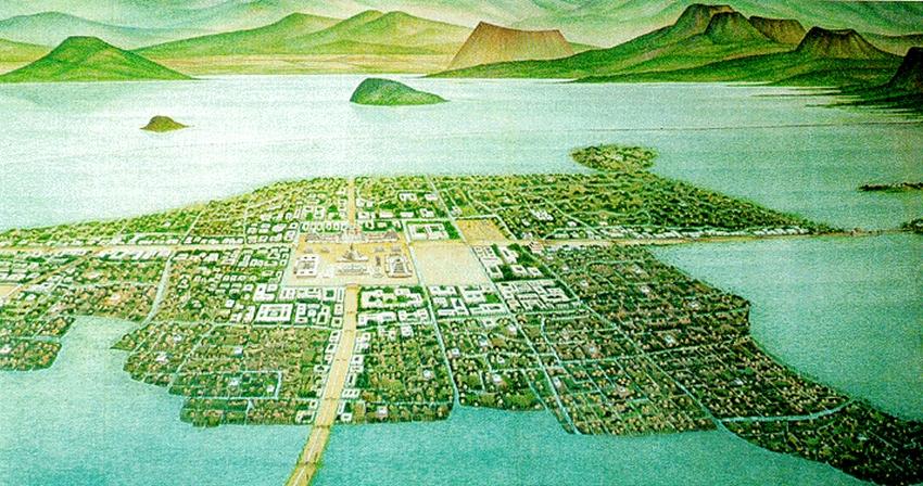 Mexico - Tenochtitlán
