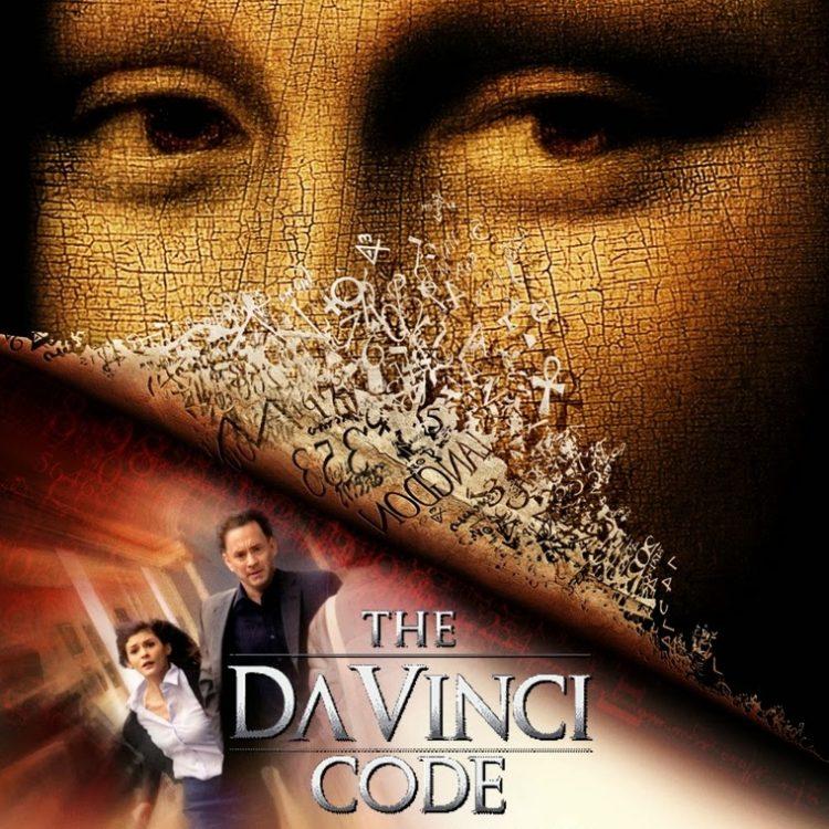 Mona Lisa - El Código Da Vinci - Poster