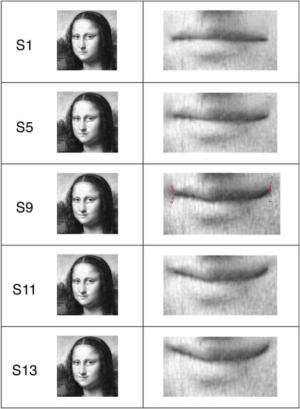 Mona Lisa - Investigación - Triste-Feliz