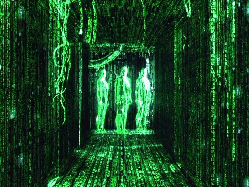 Realidad Simulada - Matrix