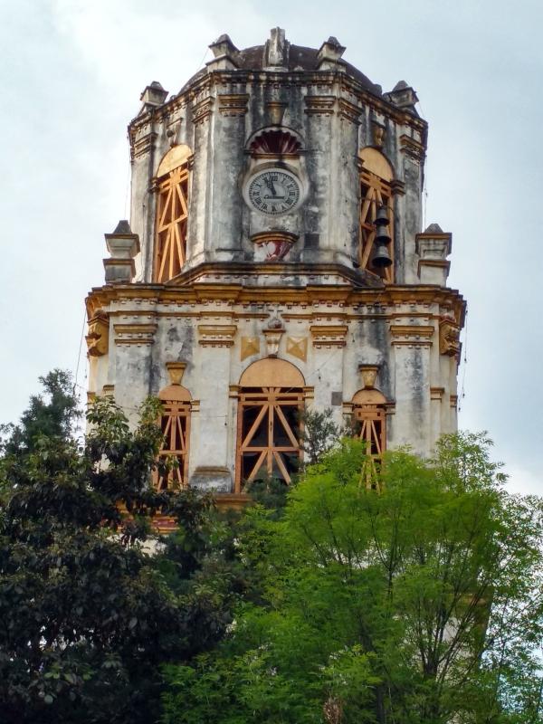 Reloj - Coyoacán 1