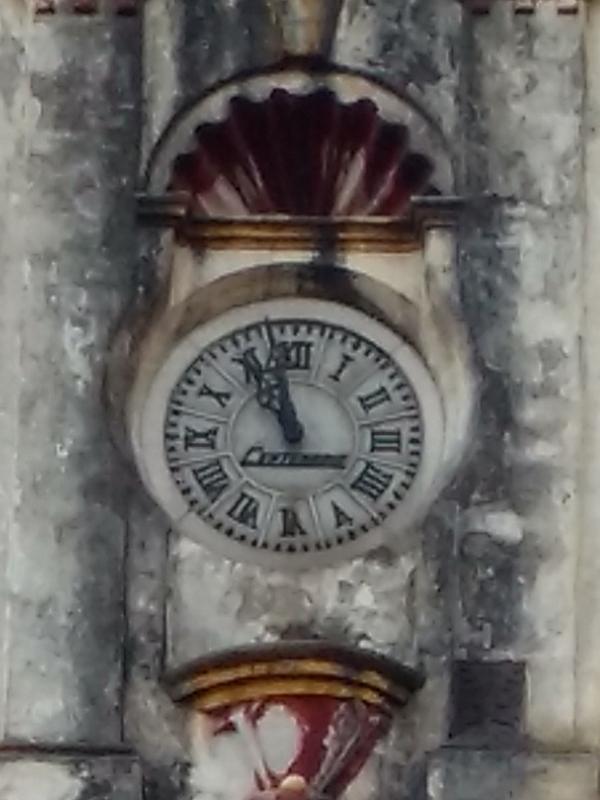 Reloj - Coyoacán 2
