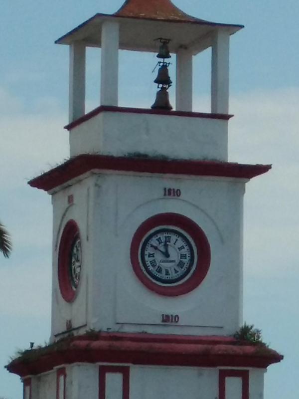 Reloj - Cuetzalan 1