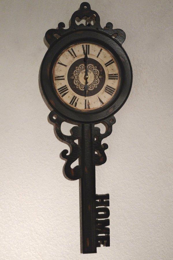Reloj - Llave