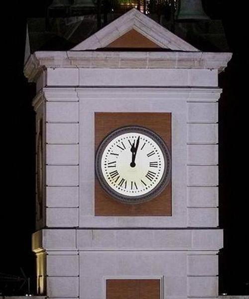 Reloj - La Puerta del Sol - España