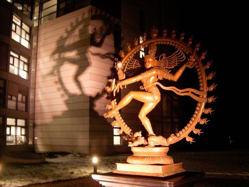 Shiva Nataraja - CERN