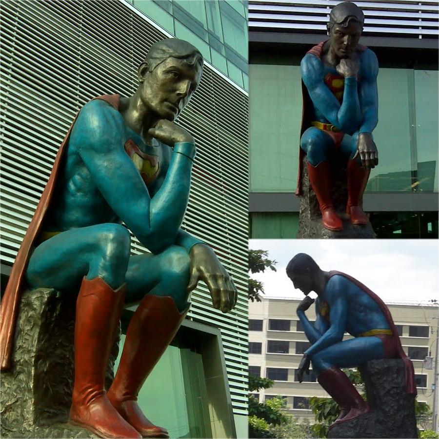 Superman - Bancolombia - El Pensador