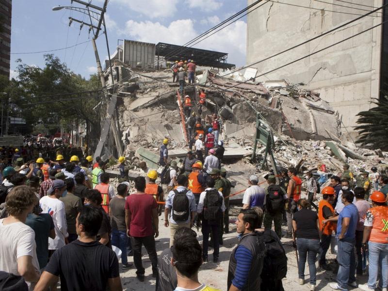 Terremoto CDMX 2017 - 1