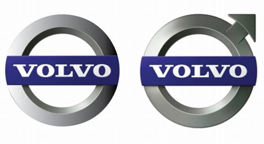 Logo de Volvo -Antes y ahora